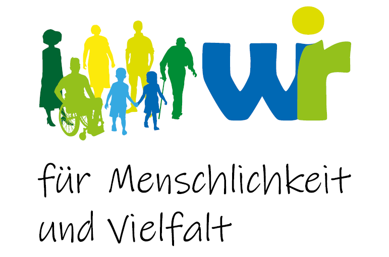 Der Vogthof unterstützt die Initiative: Wir für Menschlichkeit und Vielfalt